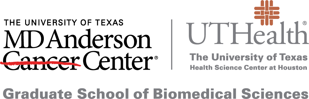 The University of Texas MD Anderson Cancer Center UTHealth Graduate School of Biomedical Sciences