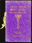 Harris County Medical Society, Woman's Auxiliary Year Book 1926-1927 by Harris County Medical Society, Woman's Auxiliary