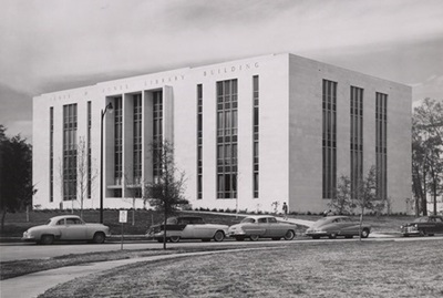 New Library, 1954