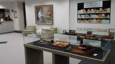 Items from McGovern Historical Center