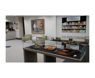 Medical Artifacts from the McGovern Historical Center