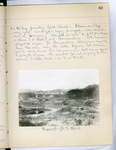 "Moloney Journal,  Page 60 (Photograph: 'Nagasaki after the ABomb"")"