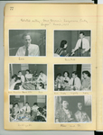 "Moloney Journal,  Page 77 (Photographs: ""Belated entry - Gene Brown's Sayonara Party"")"