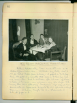 "Moloney Journal,  Page 81 (Photograph: ""Kure Officers club (British) March 17th, 1953"")"